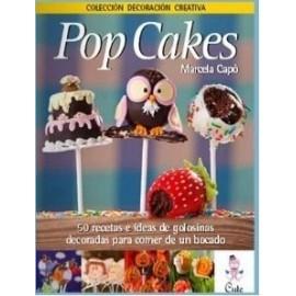"""""""Pop Cakes"""" de Marcela Capó"""