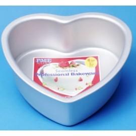 Molde Corazón 25,5 cm