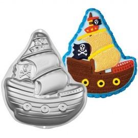 Molde Barco Pirata