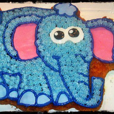 La tarta de elefante