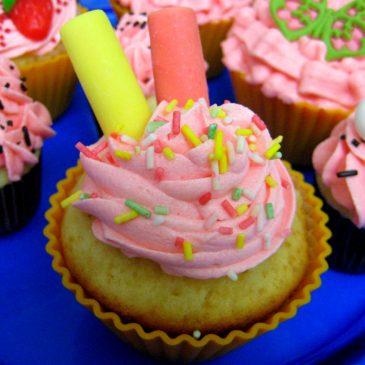 Cupcakes de Petit Suisse