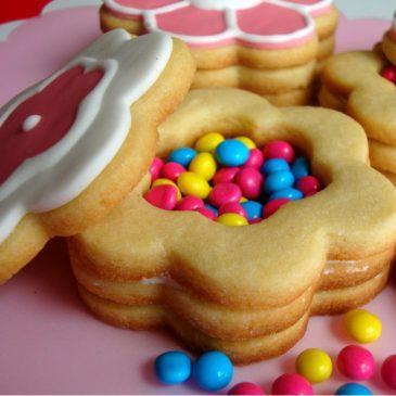 Cajitas de galleta