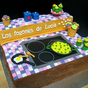 Tarta cocina
