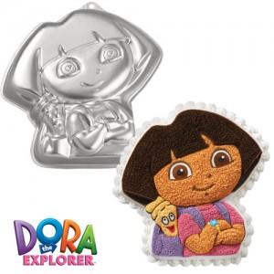 Molde Dora la Exploradora - Metienestarta