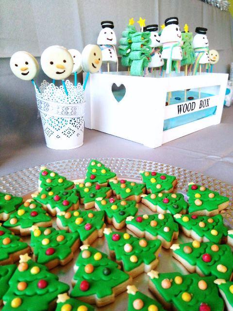 galletas pino de navidad - www.metienestarta.com